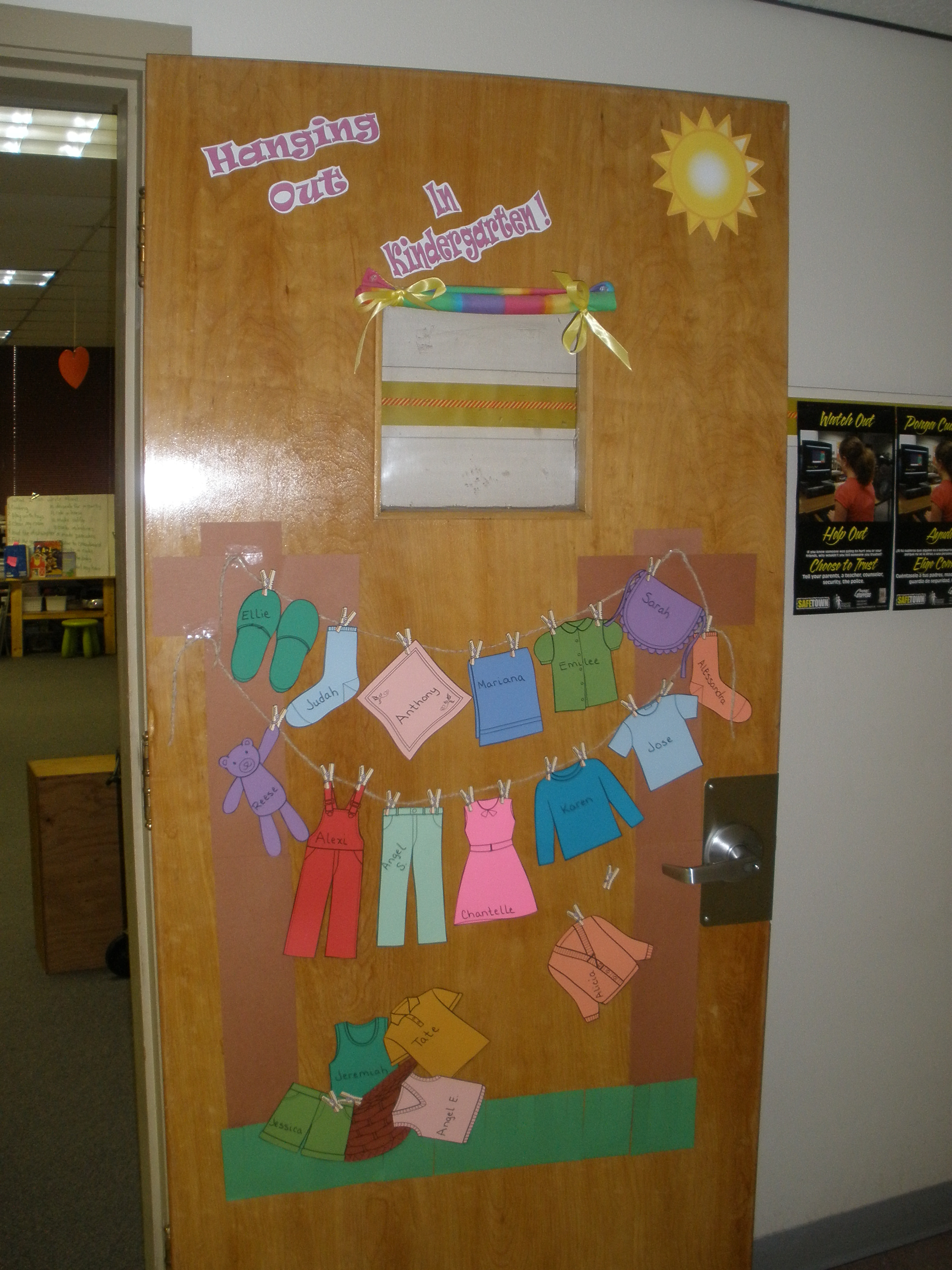 Jen S Notebook 187 Bulletin Boards And Doors